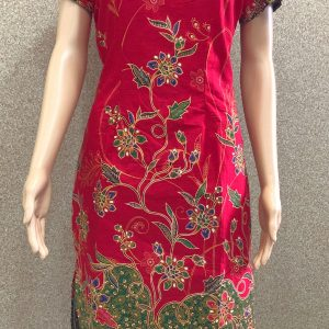 Batik Cheongsam (S)