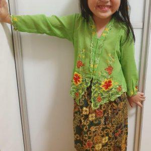 Kebaya Kid Set (4 years old)